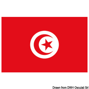 Flag - Tunisia