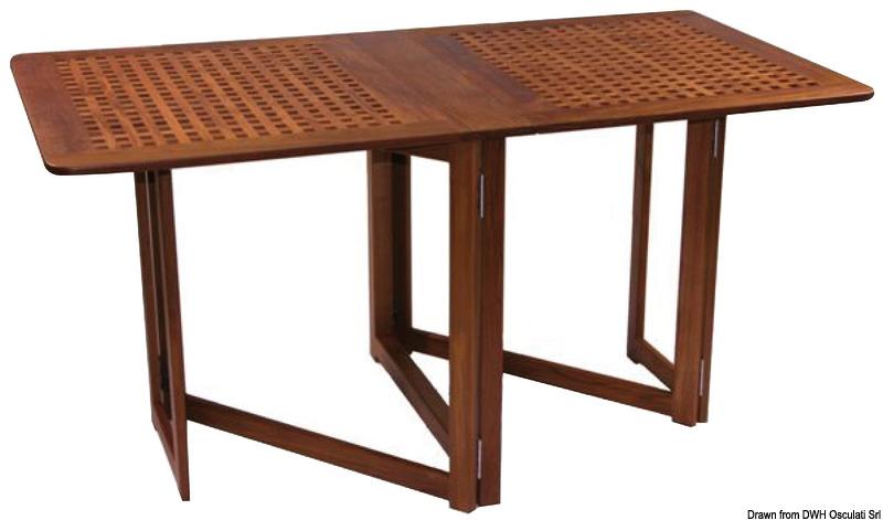 S thonet tavolo pieghevole milia shop