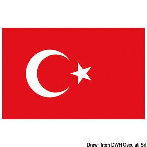 Bandiera - Turchia