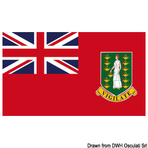 Flag - British Virgin Islands - merchant title=