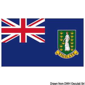 Flag - British Virgin Islands - national title=
