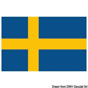 Flag - Sweden title=