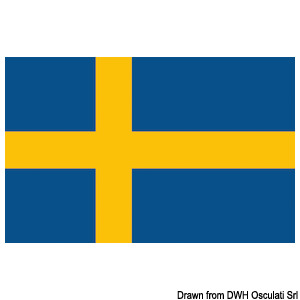 Bandiera - Svezia title=