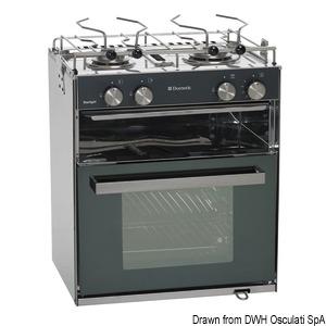 Φούρνοι και κουζίνες με φούρνο DOMETIC