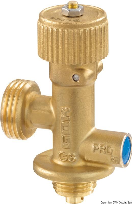 Accessori GOK per impianti a gas