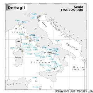 NAVIMAP Large Scale and Coastal Charts