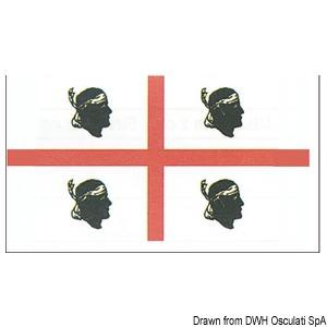 Regionale italienische Flaggen