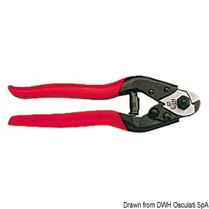 Cable cutters, shroud cutters and tensometers