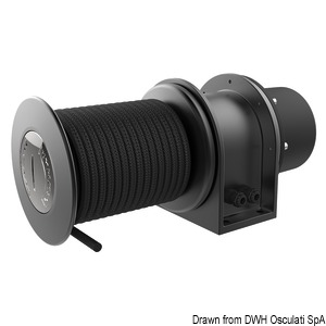 TW650 tender garage winch title=