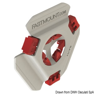 FASTMOUNT Textile Range fastening system for cushions and backrests title=