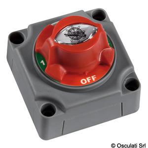Przełączniki akumulatorów i diodowe izolatory baterii