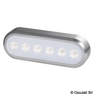 Self-supporting adjustable LED light title=