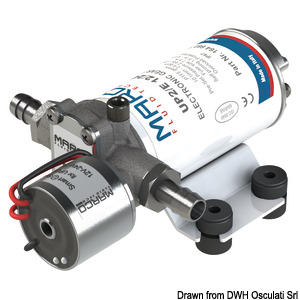 MARCO electronically-operated automatic fresh water pump title=
