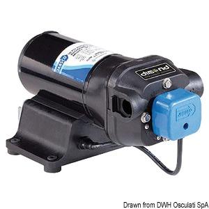 JABSCO DiMOND V-FLO 5 fresh water pump title=