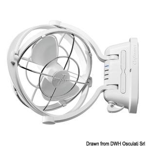Ventilatore CAFRAMO modello Sirocco II title=