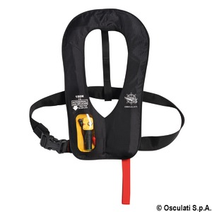 Compact self-inflatable lifejacket - 150N (EN ISO 12403-3) title=