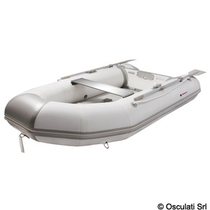 Dinghy with high-strength Air Deck floor title=