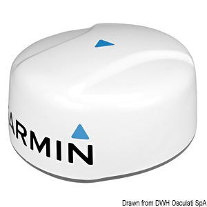 GARMIN GMR 18 HD+ radar antenna title=