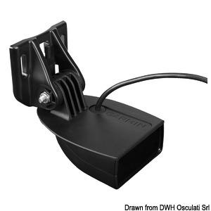 CHIRP Garmin 600W 85-165 kHz stern transducer