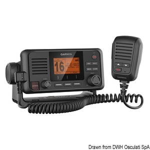 GARMIN 115i and 215i AIS VHF title=