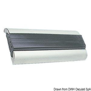 Fabulous Profilleiste aus eloxiertem Aluminium 75x15+5 mm Stangen zu 3/6 m BT12