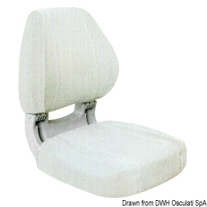 Sirocco ergonomic seat title=
