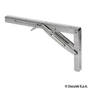 Slip-off folding arms for tables title=