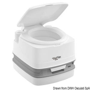 Химический туалет Porta Potti THETFORD title=