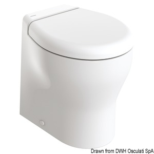 TECMA Elegance  2G electric toilet bowl title=