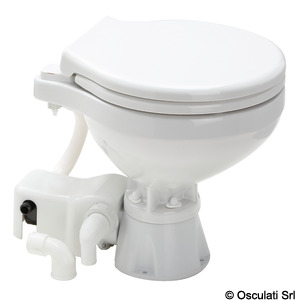 Evolution electric toilet unit title=