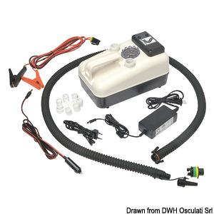 Ηλεκτρικός φουσκωτήρας BRAVO GE 20-2 title=