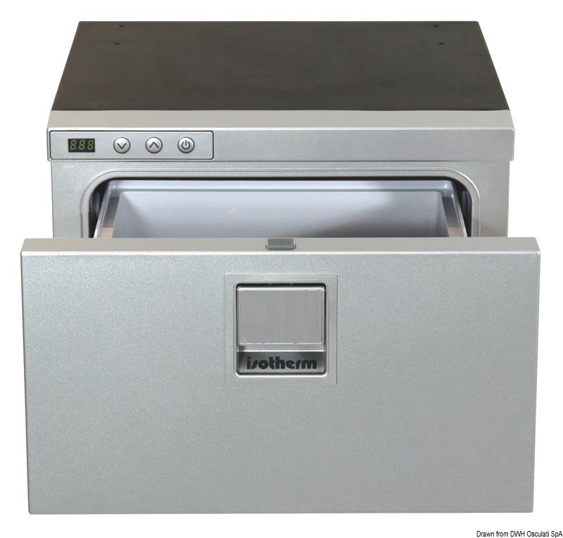 Isotherm Schubladen Kühlschrank