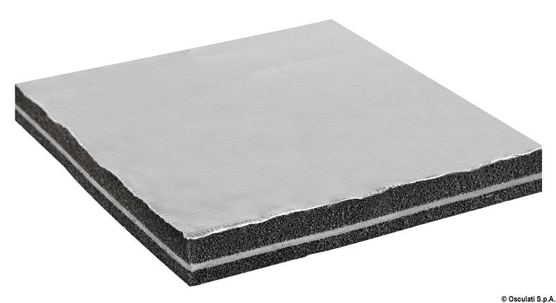 plaques anti bruit phono absorbants et phono isolants avec. Black Bedroom Furniture Sets. Home Design Ideas