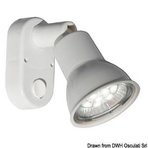 BATSYSTEM LED spotlight title=