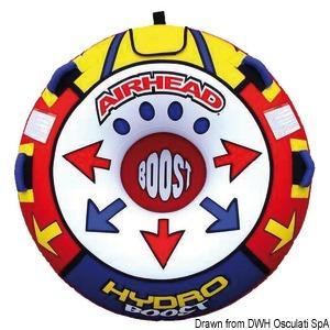 AIRHEAD Hydro boost title=