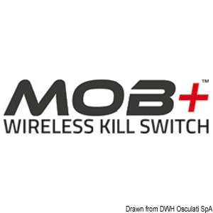 FELL MARINE MOB wireless engine cut-off switch title=