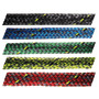 Treccia Marlow D2 Racing 16 mm blu