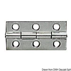 Hinges 1,3 mm thickness