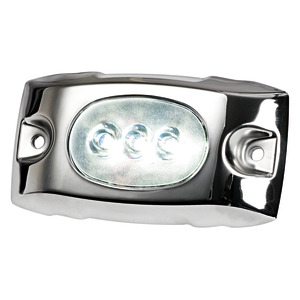 Underwater LED light for hull/transom title=