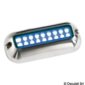 luce subacquea a led blu