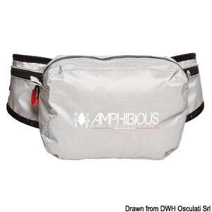 Marsupio water resistant ultra compatto AMPHIBIOUS X-Light Waist title=