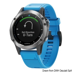 GARMIN Quatix 5 multifunction GPS watch title=