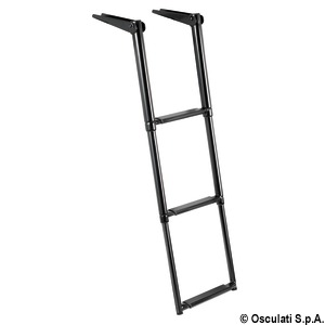 Klappbare und ausziehbare Leitern