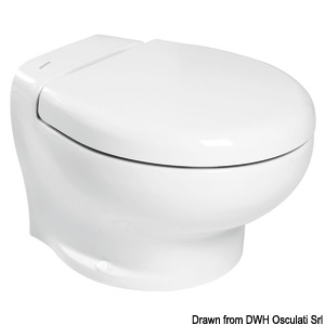 TECMA electric toilet bowls