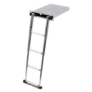 Foldable ladder - Advanced version title=