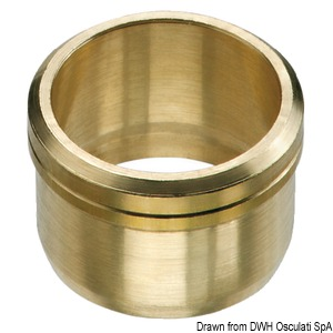 Spare ogive for 8-mm copper tube fittings title=