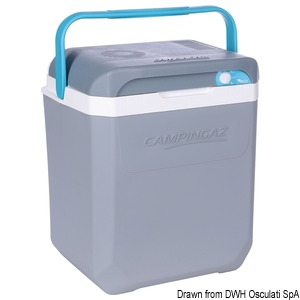 Powerbox® Plus 28L portable electric cooler title=