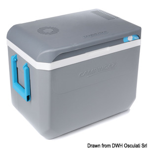 Power box Plus TE36L electric cooler title=