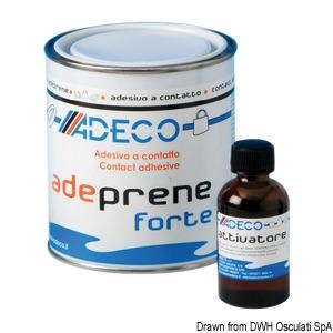 Glue for adeprene made of neoprene 850 g