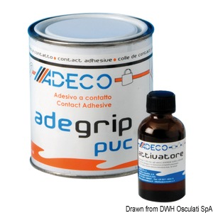 Glue for PVC 850 g